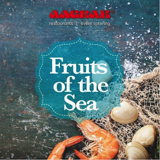 Aagrah Fruits of the Sea offer