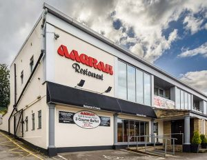 Aagrah Shipley exterior